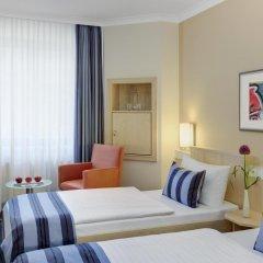 Отель IntercityHotel Nürnberg Германия, Нюрнберг - 2 отзыва об отеле, цены и фото номеров - забронировать отель IntercityHotel Nürnberg онлайн комната для гостей фото 3