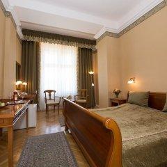 Отель Grand Hotel Aranybika Венгрия, Дебрецен - 8 отзывов об отеле, цены и фото номеров - забронировать отель Grand Hotel Aranybika онлайн комната для гостей фото 3
