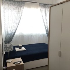 Отель Aquarius Rome сейф в номере