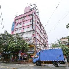 Jiayi Hotel парковка