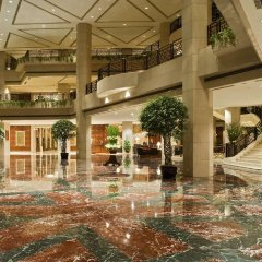 DoubleTree by Hilton Hotel Shanghai - Pudong интерьер отеля