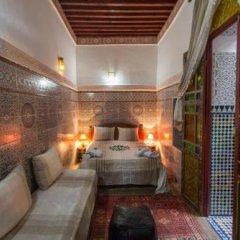 Отель Casa Aya Medina Марокко, Фес - отзывы, цены и фото номеров - забронировать отель Casa Aya Medina онлайн комната для гостей фото 5