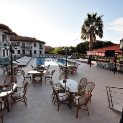 Fethiye Park Hotel бассейн фото 3