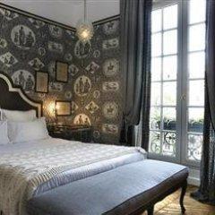 Отель Saint James Paris 5* Стандартный номер с различными типами кроватей фото 12