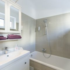 Апартаменты Apartment - Nähe Schottenring Вена ванная