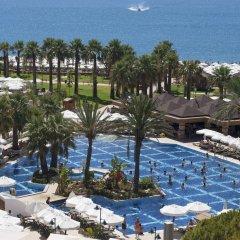 Crystal Tat Beach Golf Resort & Spa Турция, Белек - 1 отзыв об отеле, цены и фото номеров - забронировать отель Crystal Tat Beach Golf Resort & Spa онлайн бассейн фото 2