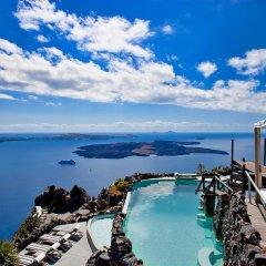 Отель Honeymoon Petra Villas бассейн фото 2