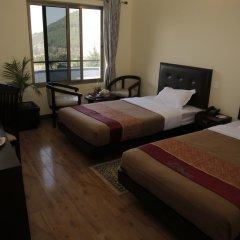 Отель View Bhrikuti Непал, Лалитпур - отзывы, цены и фото номеров - забронировать отель View Bhrikuti онлайн комната для гостей фото 4