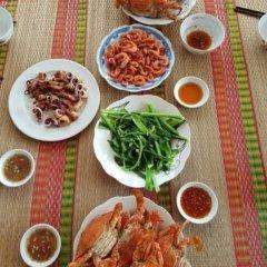 Отель Hana Resort & Bungalow питание фото 3