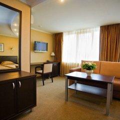 Отель Спутник Санкт-Петербург комната для гостей фото 9
