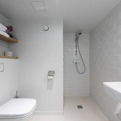 Отель Angleterre Apartments Эстония, Таллин - 2 отзыва об отеле, цены и фото номеров - забронировать отель Angleterre Apartments онлайн ванная