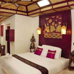 Отель Friendship Beach Resort & Atmanjai Wellness Centre 3* Стандартный номер с разными типами кроватей фото 6