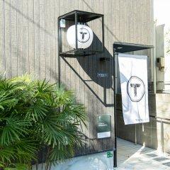Отель Tateru Bnb Minoshima A Хаката бассейн