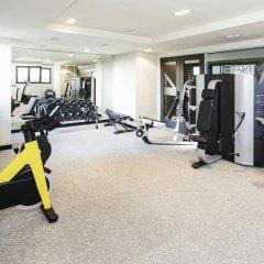 Отель Novotel Madrid Center фитнесс-зал фото 2