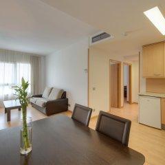Отель Tryp Madrid Airport Suites в номере