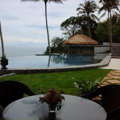 Отель East Coast White Sand Resort Филиппины, Анда - отзывы, цены и фото номеров - забронировать отель East Coast White Sand Resort онлайн бассейн