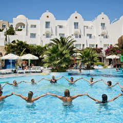 Отель Salmakis Resort & Spa бассейн фото 3