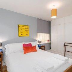 Отель Good Size 2 Bedroom in a Perfect Location Великобритания, Лондон - отзывы, цены и фото номеров - забронировать отель Good Size 2 Bedroom in a Perfect Location онлайн комната для гостей фото 2