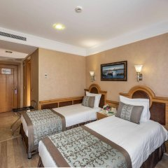 Zagreb Hotel комната для гостей фото 4