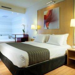 Отель Abba Centrum Alicante комната для гостей фото 5