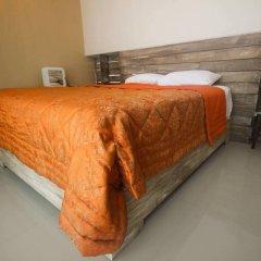 Отель Sayab Hostel Мексика, Плая-дель-Кармен - отзывы, цены и фото номеров - забронировать отель Sayab Hostel онлайн комната для гостей фото 2