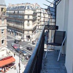 Отель Best Western Aramis Saint-Germain балкон
