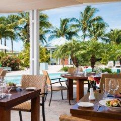 Отель Beach House Turks and Caicos питание