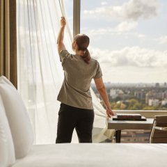 Отель Four Seasons Hotel Toronto Канада, Торонто - отзывы, цены и фото номеров - забронировать отель Four Seasons Hotel Toronto онлайн фитнесс-зал фото 2