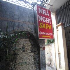Отель Sapa Hostel Hanoi Вьетнам, Ханой - отзывы, цены и фото номеров - забронировать отель Sapa Hostel Hanoi онлайн вид на фасад
