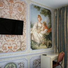 Гостиница Галерея Вояж комната для гостей фото 4