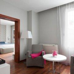 Отель NH Alonso Martínez Испания, Мадрид - 1 отзыв об отеле, цены и фото номеров - забронировать отель NH Alonso Martínez онлайн комната для гостей фото 5