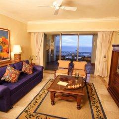 Отель Pueblo Bonito Sunset Beach Resort & Spa - Luxury Все включено комната для гостей