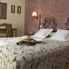 Отель Posada La Pastora Ункастильо комната для гостей
