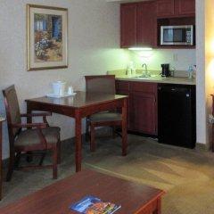 Отель Quality Inn & Suites Albuquerque Downtown - University в номере