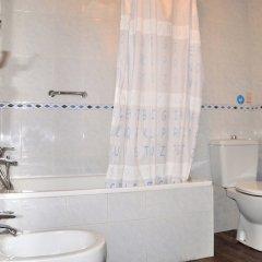 Отель Hostal Patria Madrid Испания, Мадрид - отзывы, цены и фото номеров - забронировать отель Hostal Patria Madrid онлайн ванная фото 2