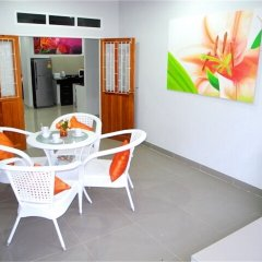 Отель Green Leaf 2 Nai Harn 2 bedrooms Villa в номере