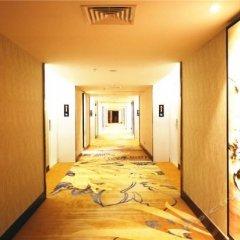 Отель Zhongshan Dongyue Hotel Китай, Чжуншань - отзывы, цены и фото номеров - забронировать отель Zhongshan Dongyue Hotel онлайн интерьер отеля фото 3