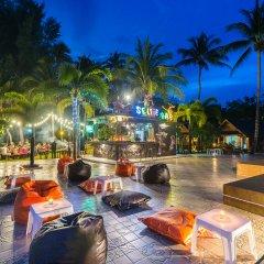 Отель Kaw Kwang Beach Resort Таиланд, Ланта - отзывы, цены и фото номеров - забронировать отель Kaw Kwang Beach Resort онлайн пляж фото 2