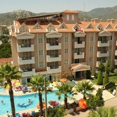 Отель Club Sun Smile Мармарис бассейн