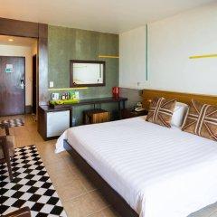 Отель Baboona Beachfront Living комната для гостей фото 4