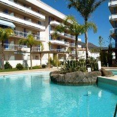 Отель Port Canigo Испания, Курорт Росес - отзывы, цены и фото номеров - забронировать отель Port Canigo онлайн бассейн фото 3