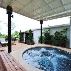 Отель Aloha Residence Пхукет бассейн фото 2