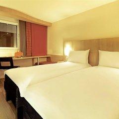 Отель ibis London City - Shoreditch Великобритания, Лондон - 2 отзыва об отеле, цены и фото номеров - забронировать отель ibis London City - Shoreditch онлайн комната для гостей фото 5