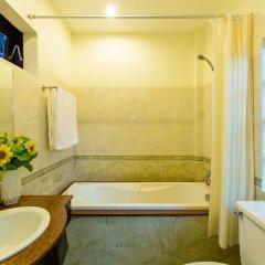 Отель Do River Homestay ванная