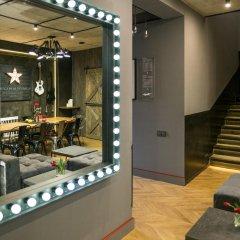 Design hotel Rooms & Rumors развлечения