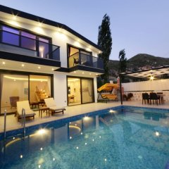 Отель Villa Irem by Akdenizvillam Патара бассейн