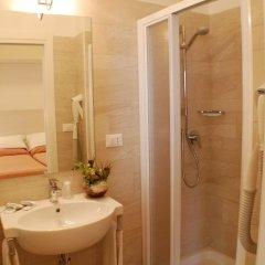 Hotel Nelson Римини ванная фото 2
