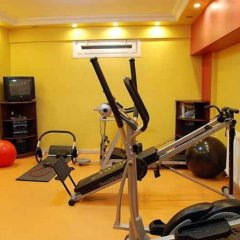 Апарт-отель Sultanahmet Suites фитнесс-зал фото 2