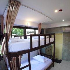 Отель Bed De Bell Hostel Таиланд, Бангкок - отзывы, цены и фото номеров - забронировать отель Bed De Bell Hostel онлайн комната для гостей фото 5