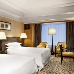 Sheraton Xian Hotel комната для гостей фото 4